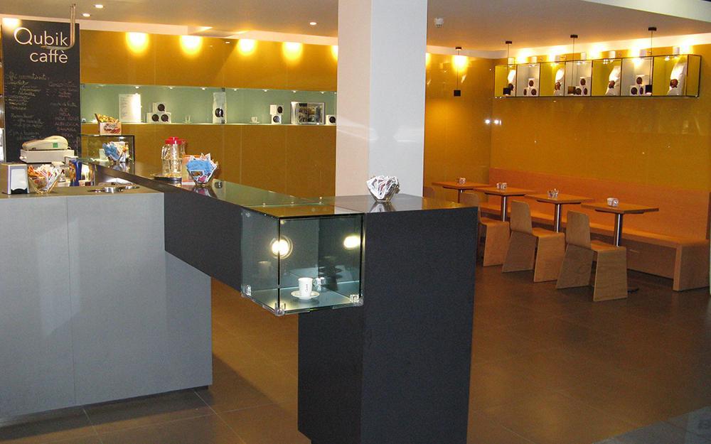 Sz arredamenti arredo soluzioni moderne per arredamenti progettazione interno bar ristorante - Bagno marino archi pizzeria ...
